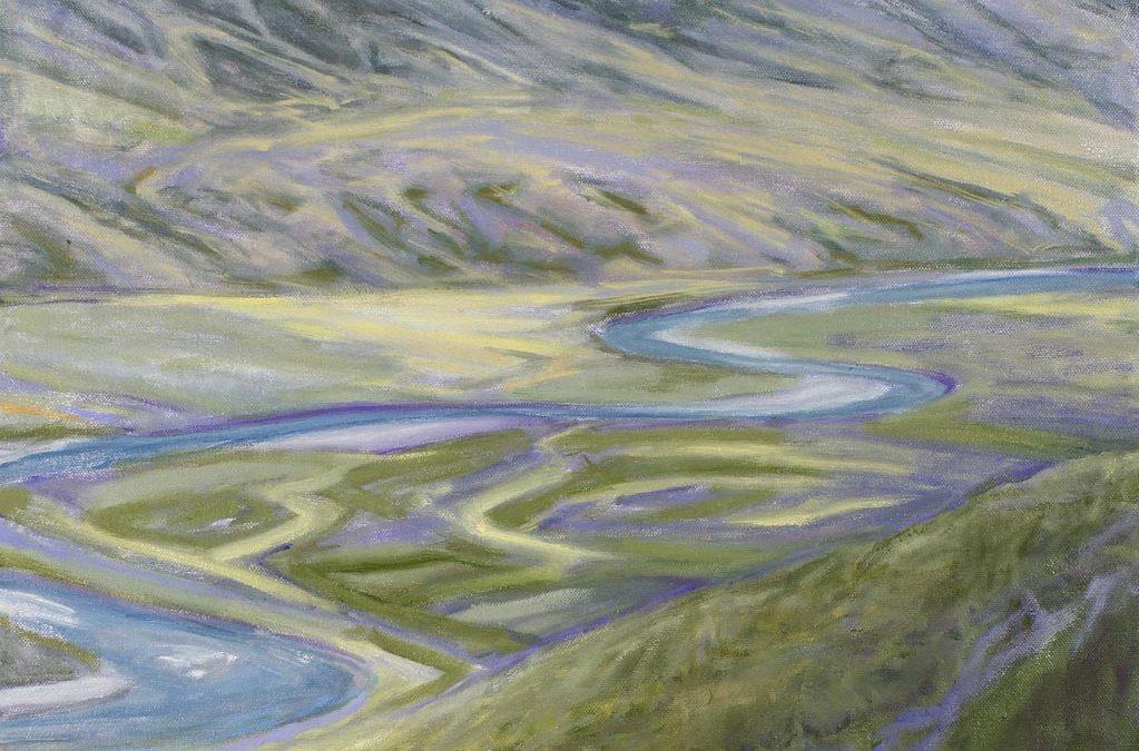 Arctic Swirls – Noatak