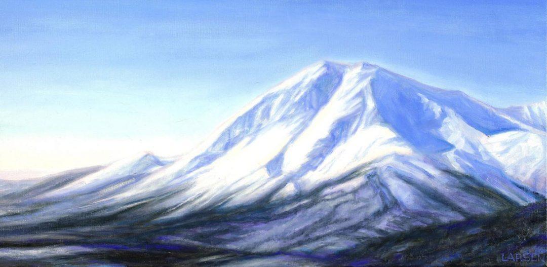Gilmore Mountain 28x14