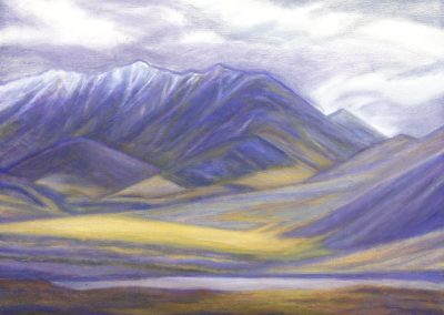 June Snow – Leffingwell Fork