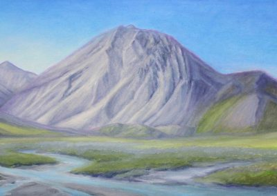 Mountain with Uplift