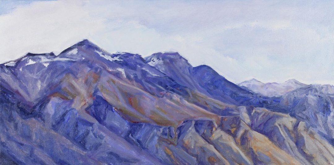 Mountains by Kugrak 20x10