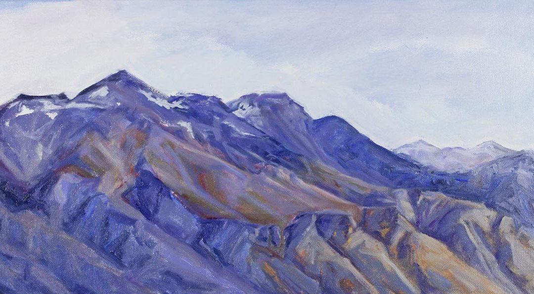 Mountains by Kugrak