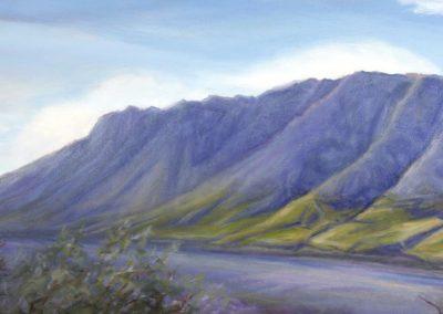Ridge with Ravines