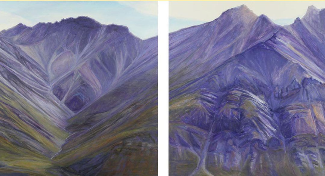 Spirit of Place diptych